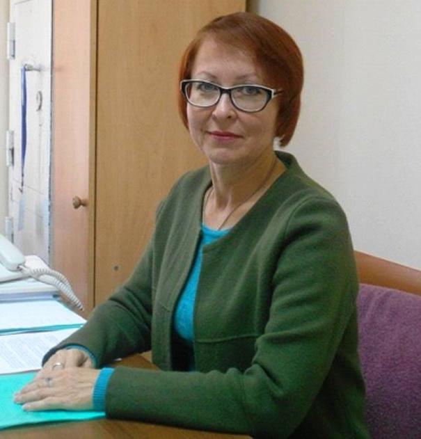 Падалко Светлана Григорьевна